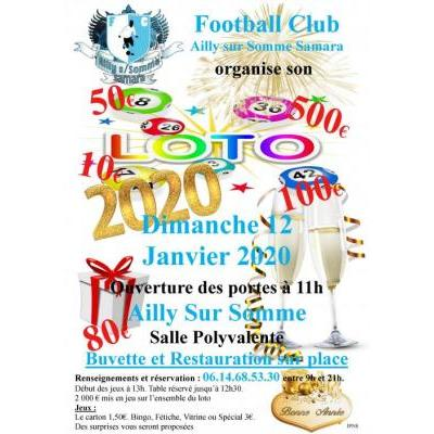 Loto du FC AIlly Sur Somme Samara