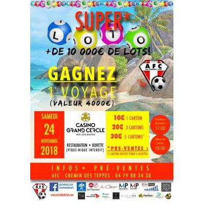 Super LOTO by Aix FOOTBALL Club