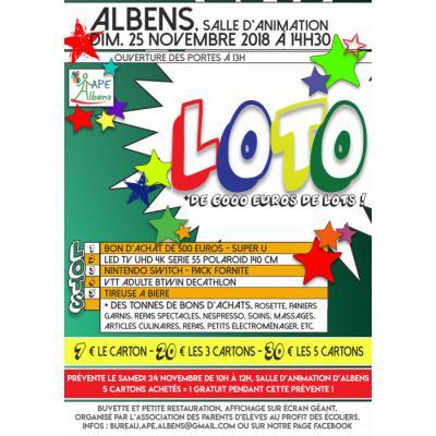 LOTO Albens 73