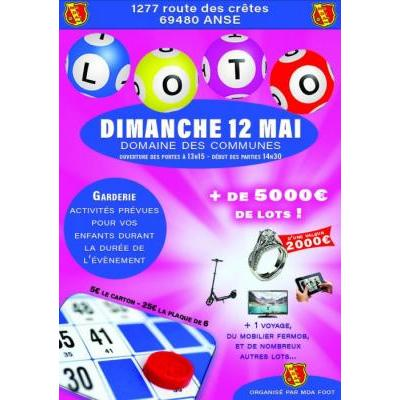 Super Loto de Mont D'or Anse Foot