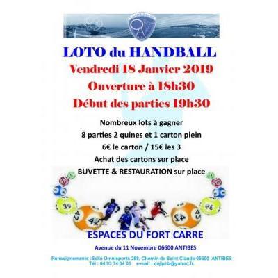 Grand loto du Handball