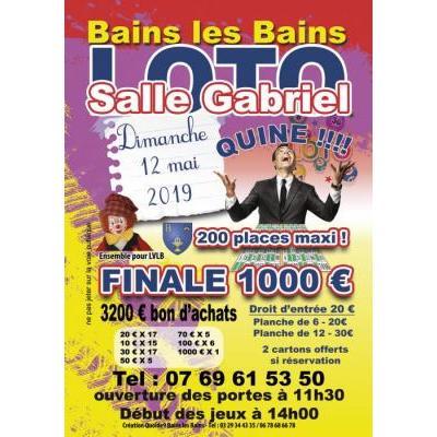 66 tirage - finale 1000 €