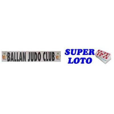 Super Loto du Ballan Judo Club