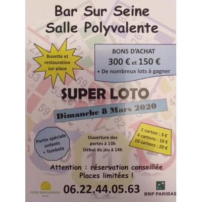Super Loto de Bar sur Seine