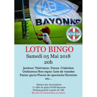 Loto Bingo du BOC