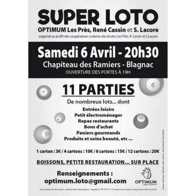 SUPER LOTO OPTIMUM
