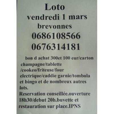 Loto  Brevonnes