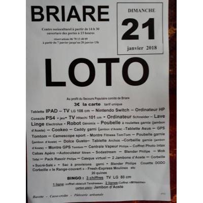 loto du secours populaire