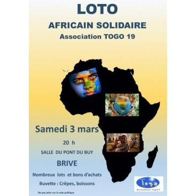 LOTO SOLIDAIRE ASSOCIATION TOGO 19