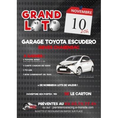 Grand Loto Pierre Lemos Racing