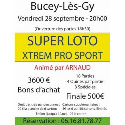 Super Loto Bucey-lès-Gy
