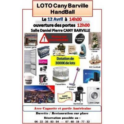 Loto HanBall Cany Barville