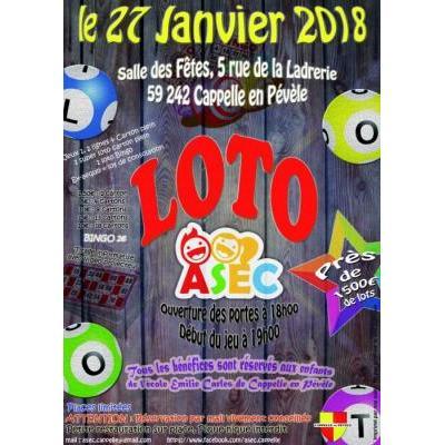 Lotos cappelle en p v le 59242 annuaire des lotos for Loto dans 01