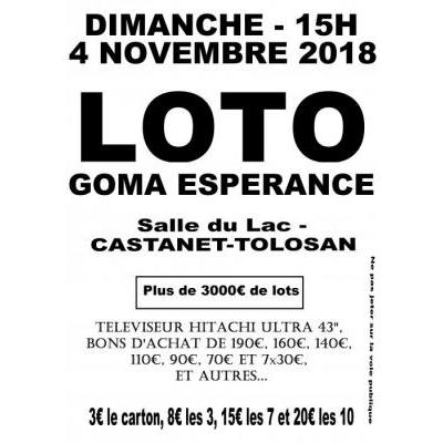 LOTO GOMA ESPERANCE
