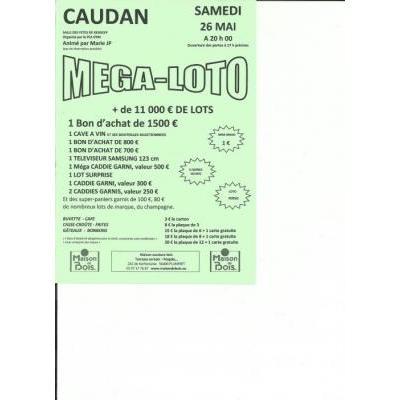 MEGA LOTO (82 lots pour plus de 11 000 euros de valeur)