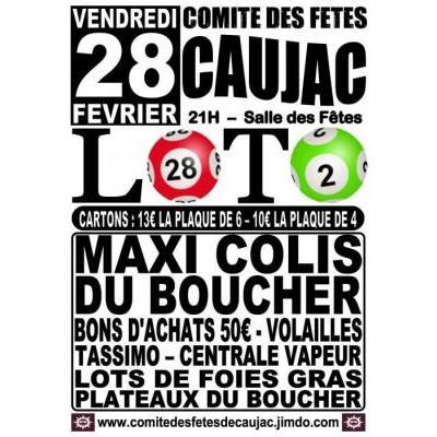 Loto Du COMITE