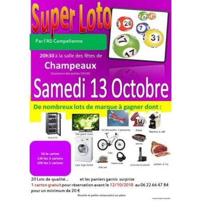 SUPER LOTO AS CAMPELIENNE
