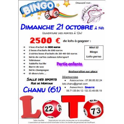 Loto Chanu 21/10/18