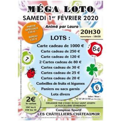 MEGA LOTO 1000€ ANIME PAR LAURA