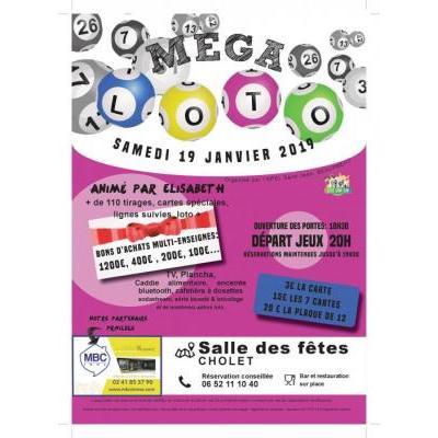 Méga loto à Cholet