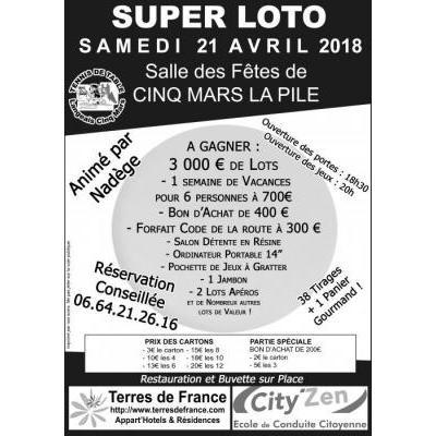 Mega loto anime par nadege 3000 euro