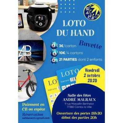 Loto Sénart Agglomeration handball - 2ème edition