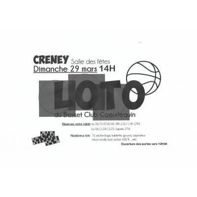 loto basket club coeurlequin