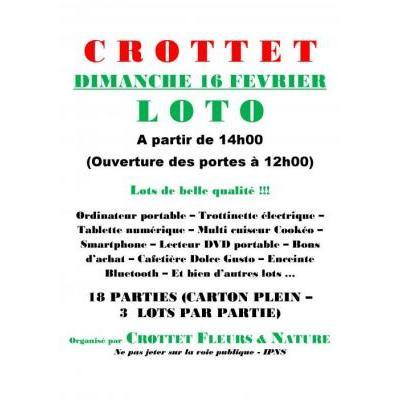 Loto Crottet Fleurs & Nature