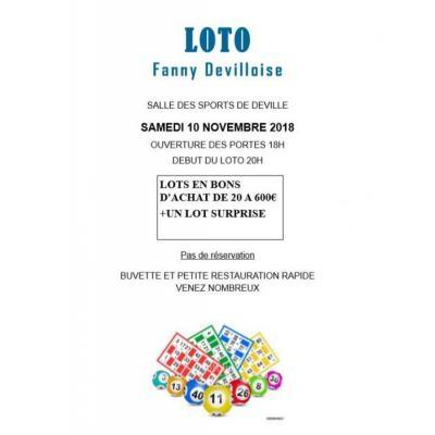 Loto Fanny Devilloise
