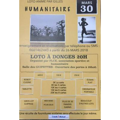 loto humanitaire