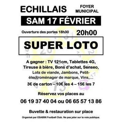 Super Loto de l'ESAB 96 FC