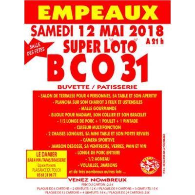Loto du BCO 31