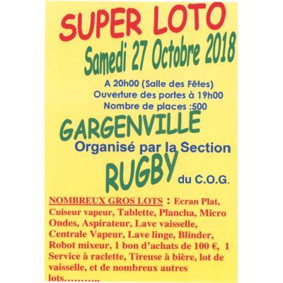 Super Loto du Rugby
