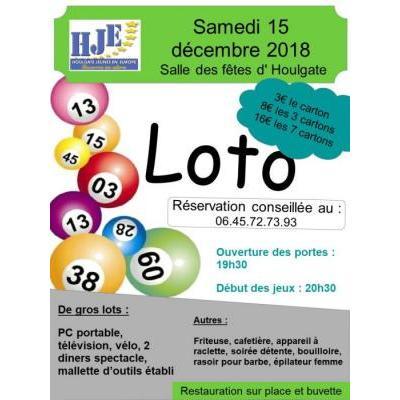 LOTO HJE (Houlgate Jeunes Europe)