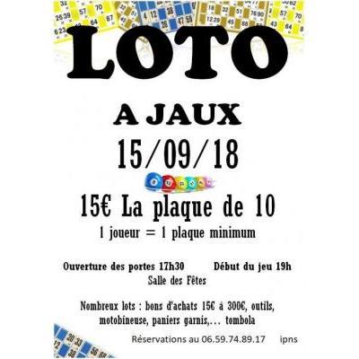 Loto à JAUX