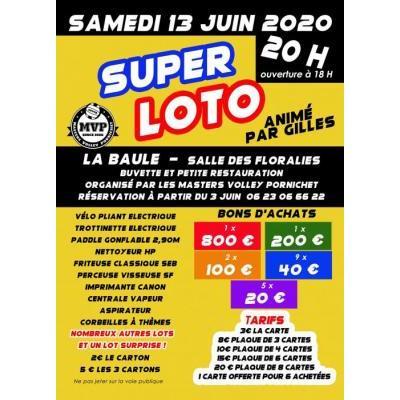 Super loto animé par Gilles