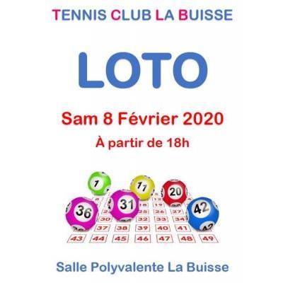 Super LOTO du Tennis Club