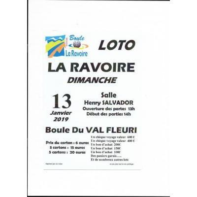 Loto de la Boule de La Ravoire