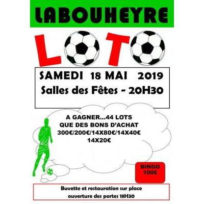 SUPER LOTO JSL FOOTBALL 20H30