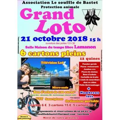Grand Loto association Le Souffle de Bastet