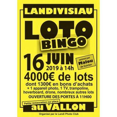 LOTO Bingo du Landi Photo Club
