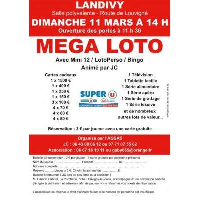 Super Loto BA 1500/400/250/150/100€etc...