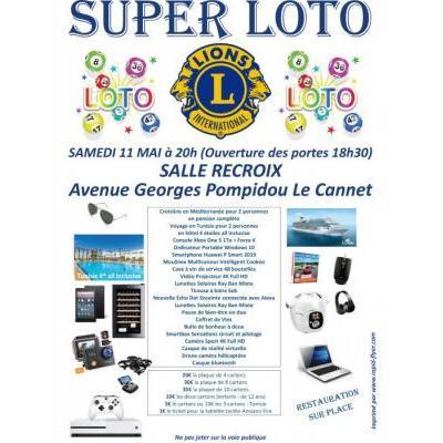 Super Loto du Lions Club