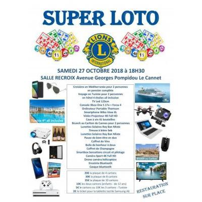 Super Loto du Lions Club