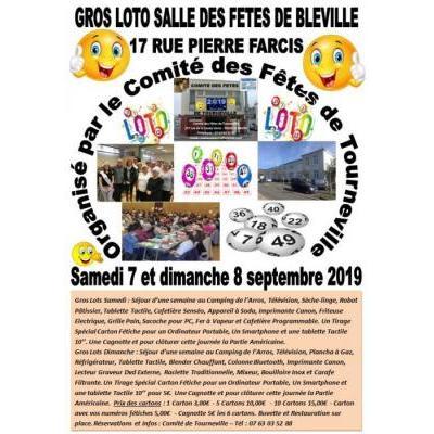 Gros Lotos salle des fêtes de Bléville (76620)
