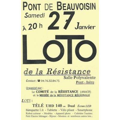 page 3 loto 38 is re toutes les dates annuaire des lotos. Black Bedroom Furniture Sets. Home Design Ideas