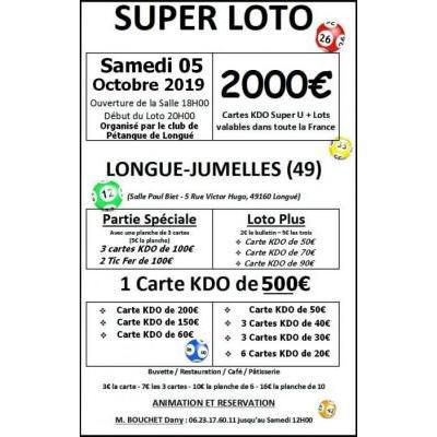 Super Loto a Longué (49)