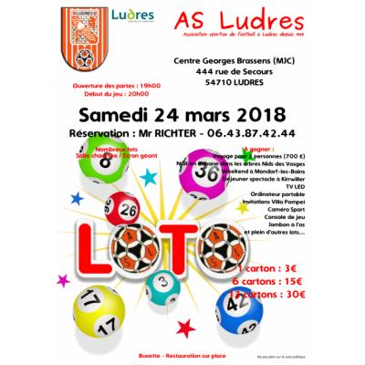 Loto AS Ludres Football
