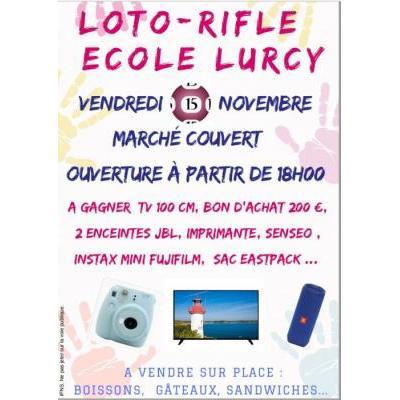 LOTO -RIFLE 15 NOVEMBRE