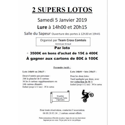 2 supers lotos